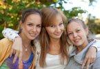 3 lány, akik barátok