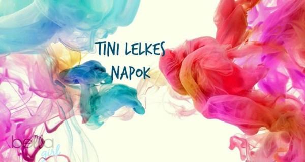 TINI LELKES NAPOK 2017