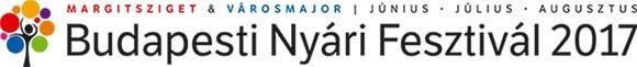 Budapesti Nyári Fesztivál 2017. - Margitszigeti Szabadtéri Színpad, Városmajori Szabadtéri Színpad