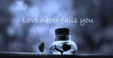 Love Never Fails - Brandon Heath
