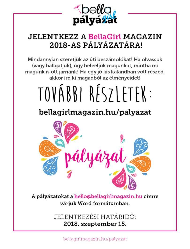 BellaGirl-pályázat