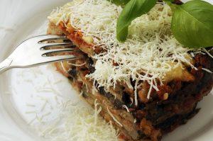 Bella Mia House Italian Specialties Eggplant
