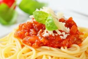 Bella Mia Pasta Spaghetti