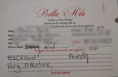 Bella Mia Fine Dining_3999