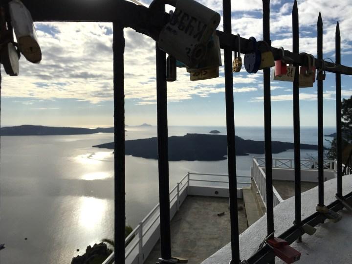 Santorini Locks