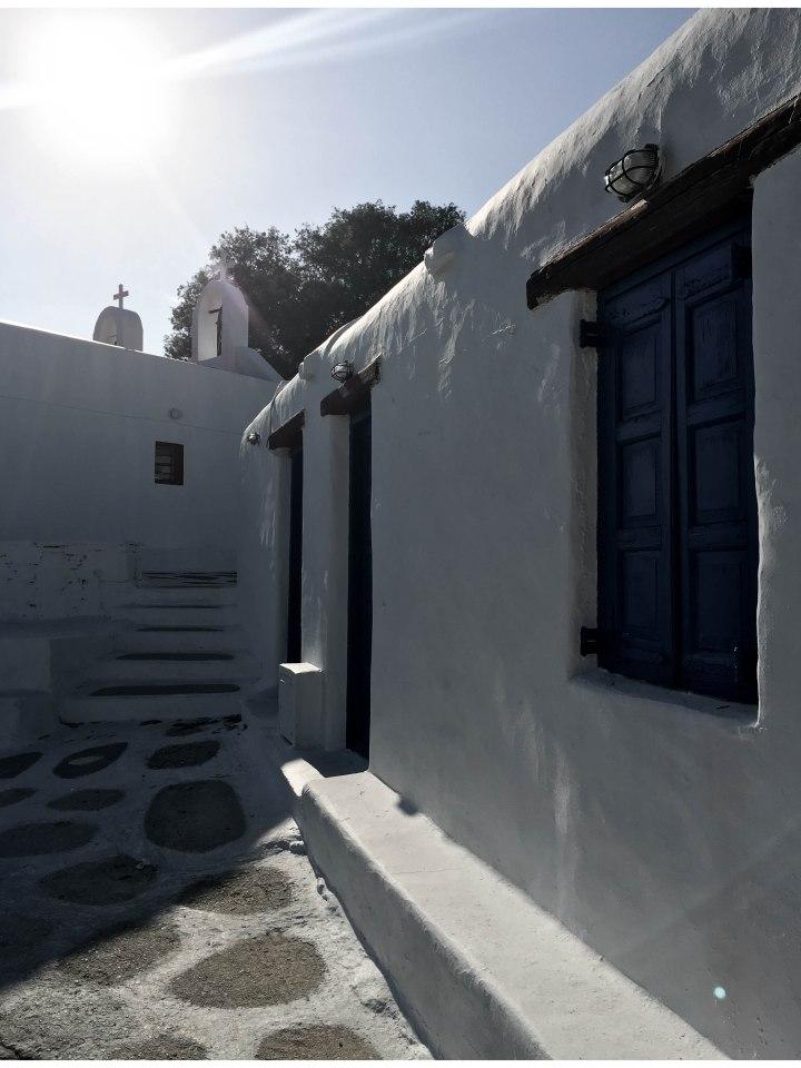 Mykonos Sunshine