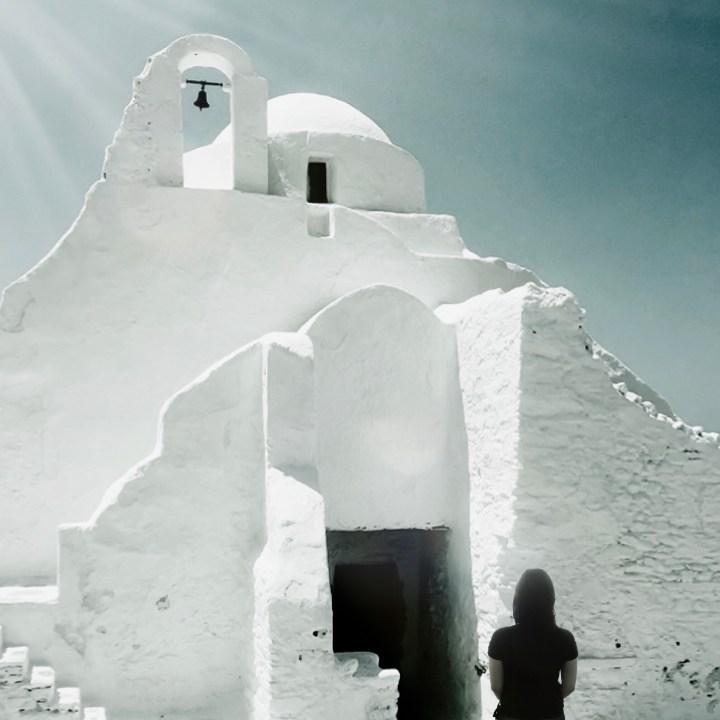 Mykonos Chapel Panagia Church