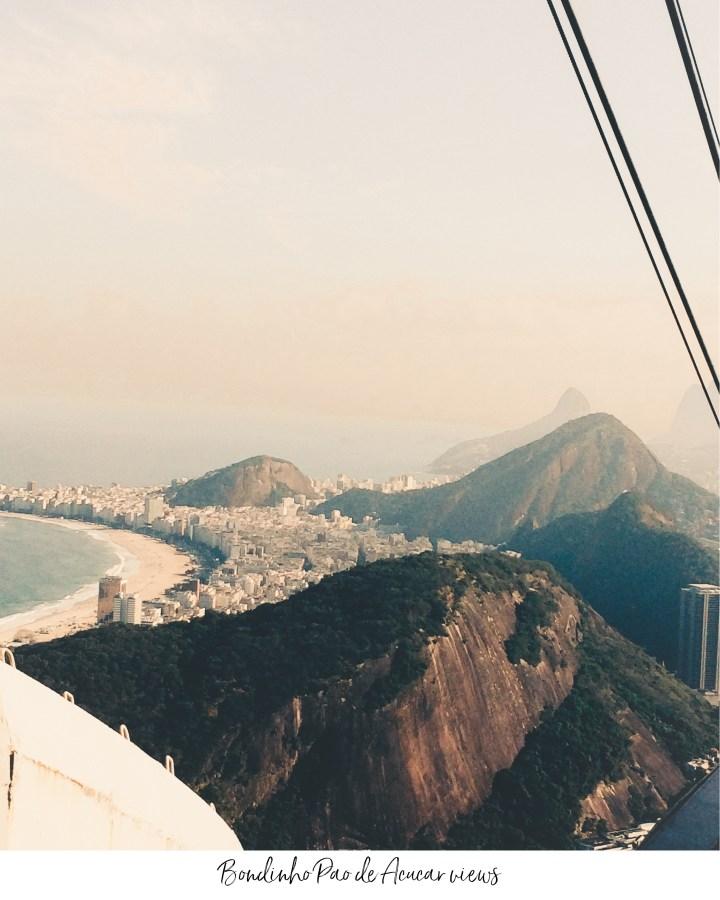 Sugarloaf Mountain Rio Brasil Views