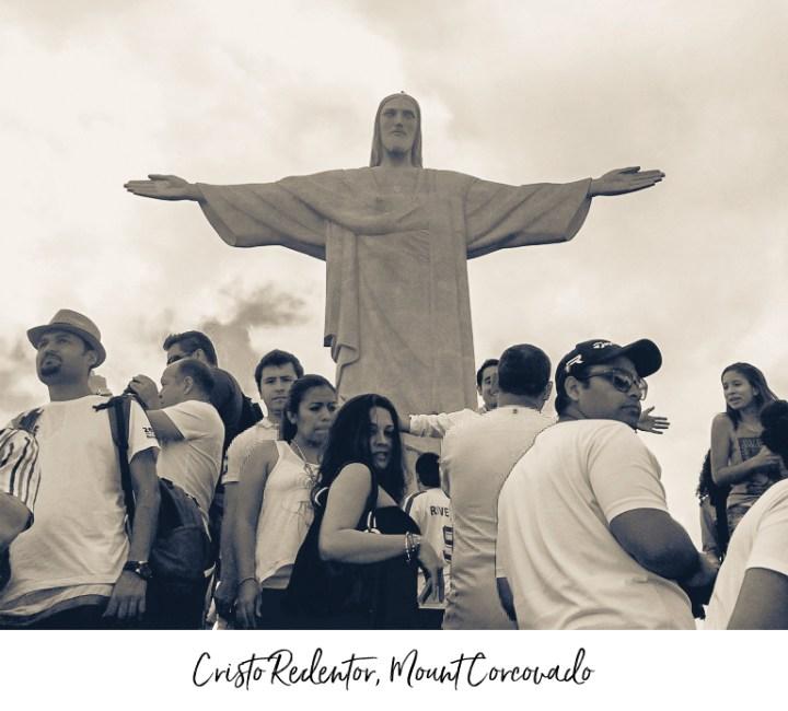 cristo redentor corcovado brasil