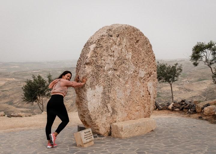 The Abu Badd, Mount Nebo
