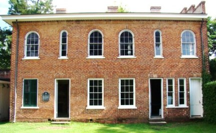 The Bellamy Mansion Slave Quarters