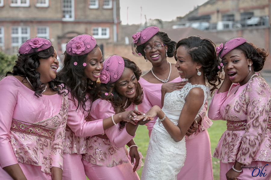 BN Weddings Trend Watch: Bridesmaids Rocking Headpieces
