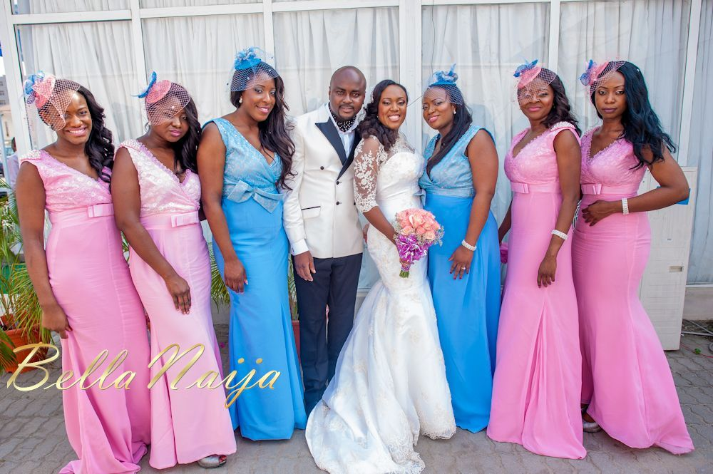 BN Weddings Trend Watch: Bridesmaids Rocking Headpieces
