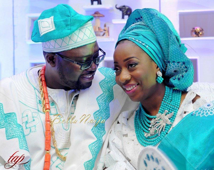 My Big Nigerian Wedding Winners Sisi Yemmie & Bobo Yomi's