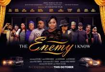 Nollywood: Star Studded Movie 'the Enemy