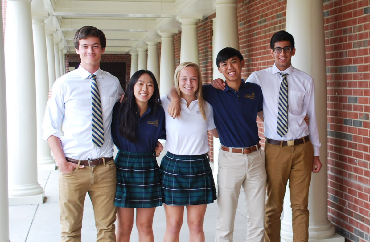 Five Seniors of Louisville Collegiate School Honored as Semifinalists in the 2018 National Merit Scholarship Program