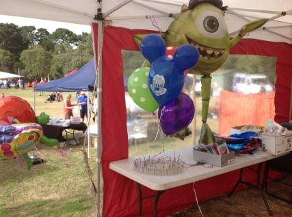 Kids Foil Balloons