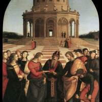 9th Day — The Marriage of Mary.