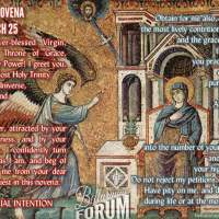 For your Phone:  Annunciation Novena (March 17 to March 25)