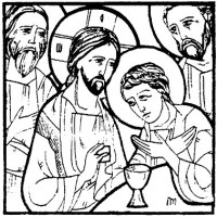 Lent Day 6:  Monday after the First Sunday in Lent — The Washing of the Feet.