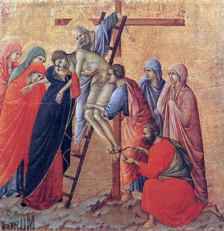 Lent Day 45:  Good Friday — The Descent from the Cross.