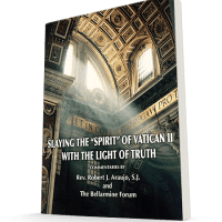 Order Slaying the Spirit of Vatican II With the Light of Truth