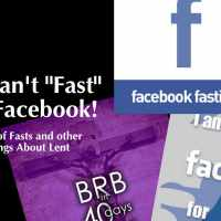 "You Can't ""Fast"" from Facebook - The Three Kinds of Lent Fasting"
