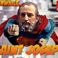 St. Joseph the Superhero