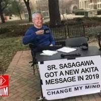 "Sr. Sasagawa's Akita Message ""Not Known"" to Her Superior?"