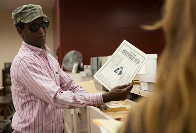 Southern California Library Director Yusef Omowale