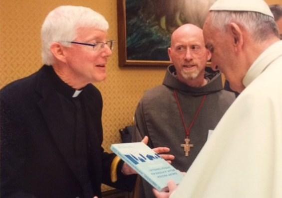 pope and fredericks 2 - Celebrating 50 Years of Catholic-Jewish Friendship