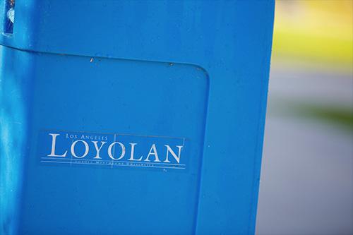 loyolan - Loyolan, Tower Win Gold Crown Awards