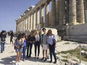 greece 300x225 - Global Immersions Take Liberal Arts to Cuba, Ukraine and Beyond