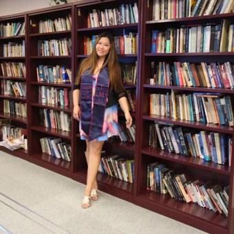 Wendy Grad Student