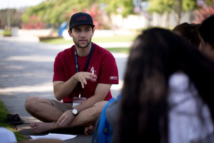 yti11 1024x683 - High School Students Ask Big Questions at LMU's Youth Theology Institute