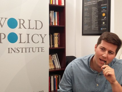 WPJ3 - Internship Spotlight: World Policy Journal