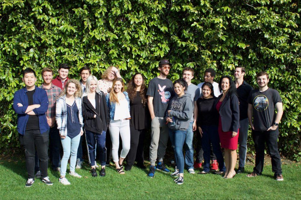 Los Angeles Greek Film Festival interns