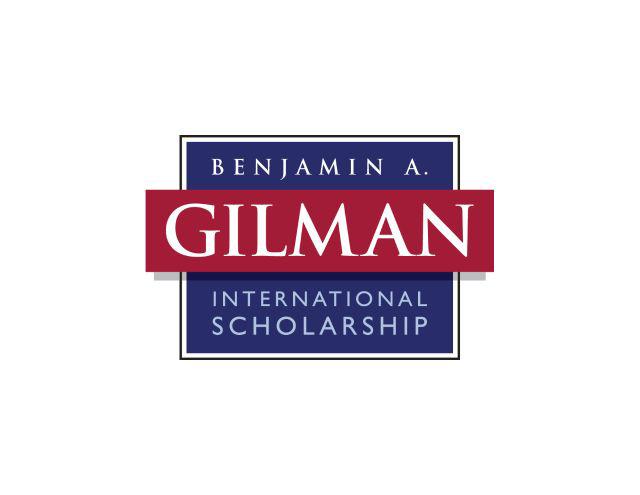 Logo for the Gilman Scholarship