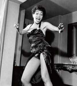 Marie Bryant dancing