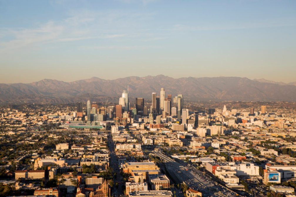 LA City horizontal 1024x683 - Students Come Face to Face with Real News in Broadcast Journalism Course