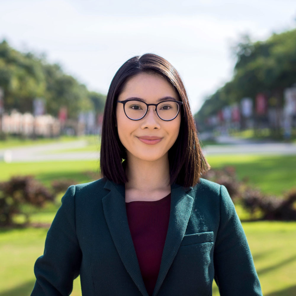 DSC 2368.jpg scaled - Michelle Nguyen '20 Awarded Prestigious APAICS Congressional Fellowship