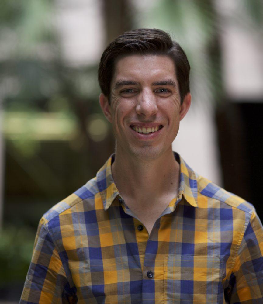 Harlan Headshot copy scaled - Professor Tyler Harlan Receives Wilson China Fellowship