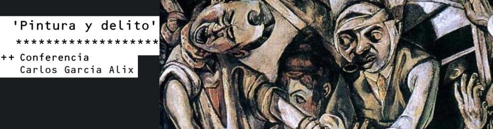 'Pintura y Delito'