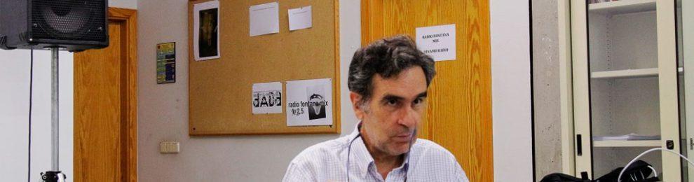 El programa 'Ars Sonora' de Radio Clásica dedicará, a partir de mañana, cinco programas al libro del profesor José Antonio Sarmiento 'Ólobo: Una revista de música'