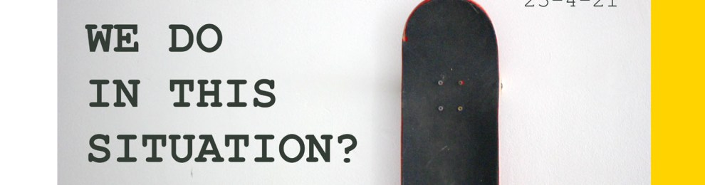 'What would we do in this situation' – Exposición del Colectivo Nuevo Tren en la Sala de la Escalera