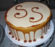 Sweet and Salty - Pastry Shop Cakes - Bella's Desserts of Philadelphia