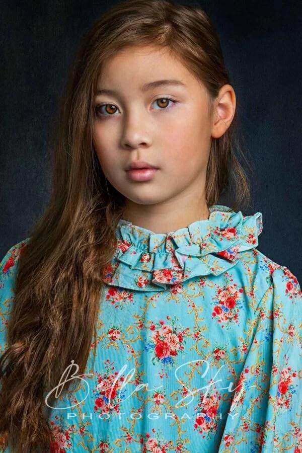 fine art children portrait