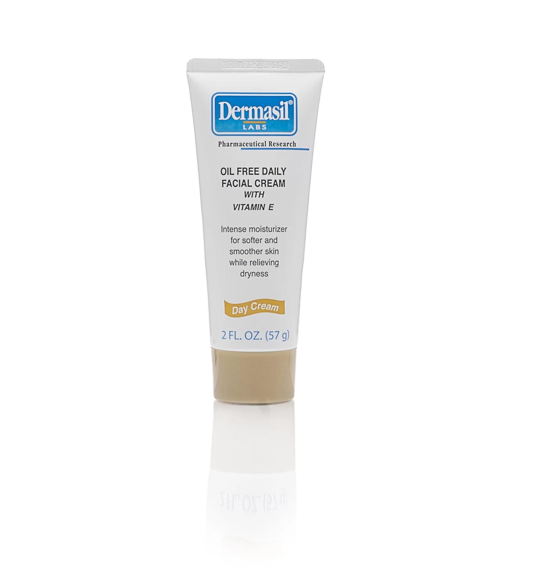 dermaisil labs oil-free facial cream