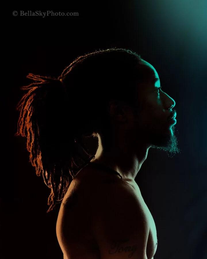 male portrait by missouri best portrait photographer