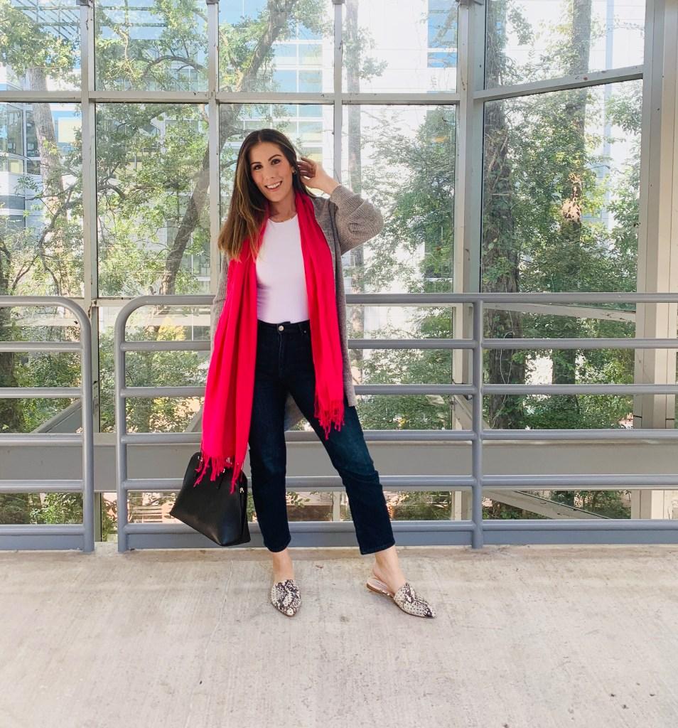 Houston fashion blogger